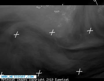 satelite vapor de agua