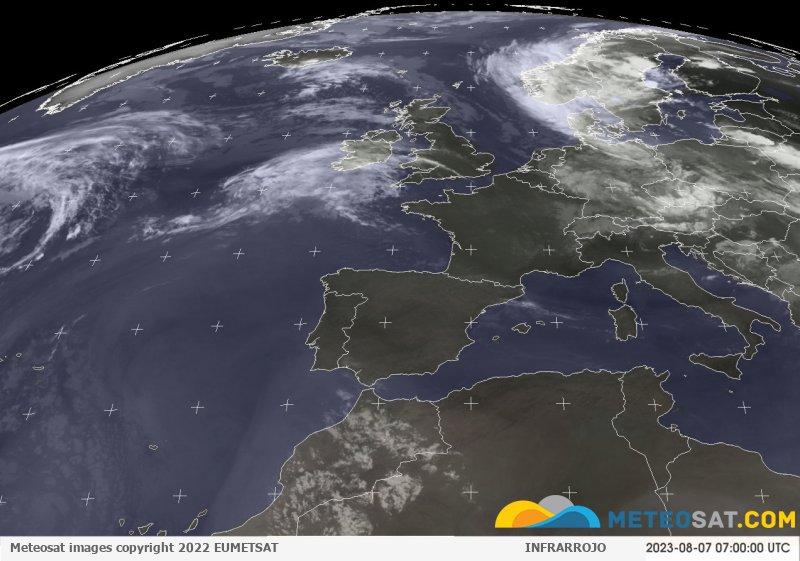 Satèl.lit meteosat actual: